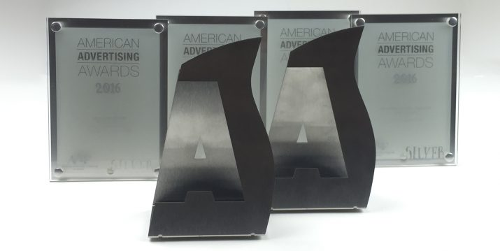 Meyocks Wins Six American Advertising Awards Including Two Golds