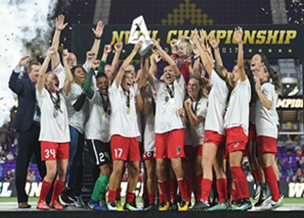 A New Look for the National Women's Soccer League Championship