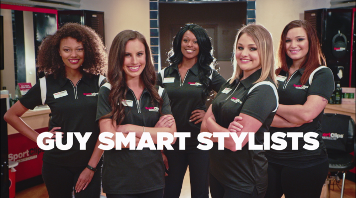Haircuts that Deserve their Own Walk-Up Music: Sport Clips' New Brand Creative Makes Guys the Stars of the Show