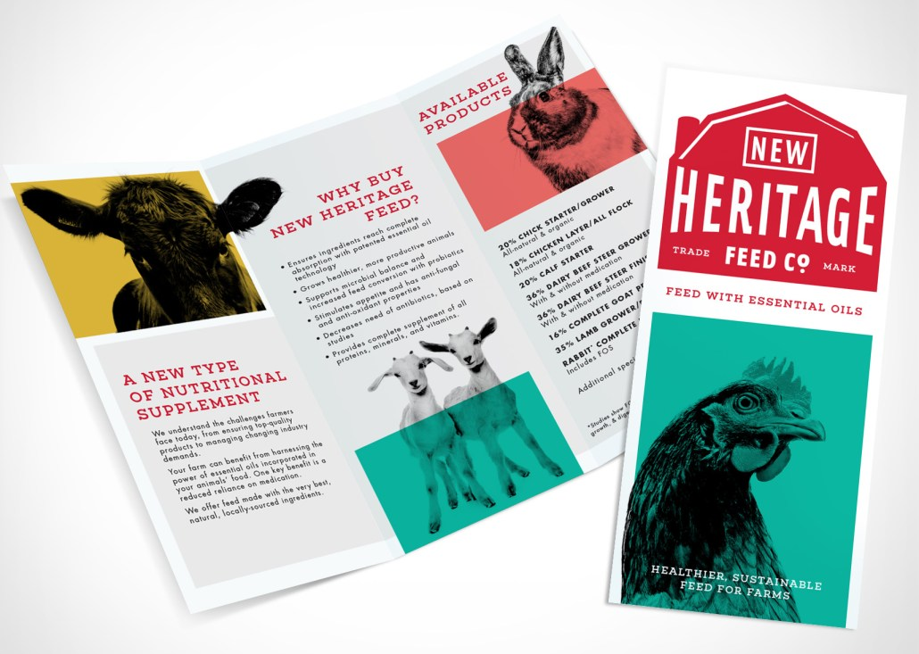 New Heritage Feed Co. Collateral