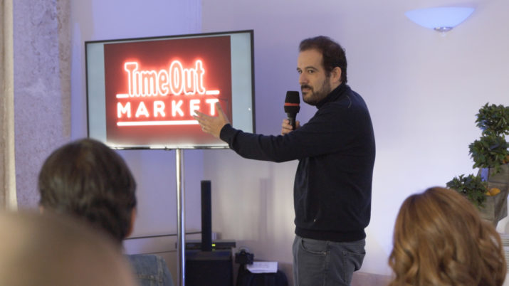 Time out Market: from magazine to immersive experience