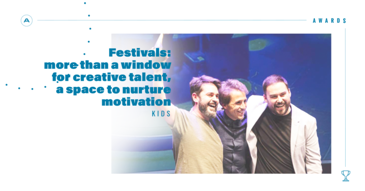 Festivals: more than a window for creative talent, a space to nurture motivation