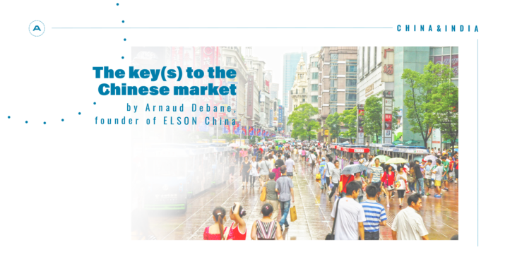 The key(s) to the Chinese market