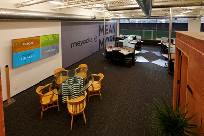 Meyocks completes office expansion to enhance digital and video offering